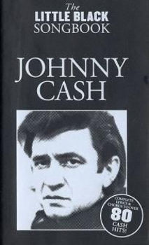 Picture of CASH JOHNNY LITTLE BLACK SONGBOOK