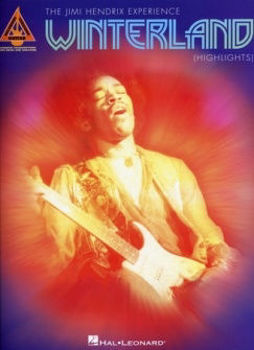 Picture of HENDRIX JIMI WINTERLAND HIGHLIGHTS Guitare Tablatures