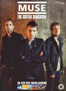 Picture of MUSE THE GUITAR SONGBOOK Tablatures