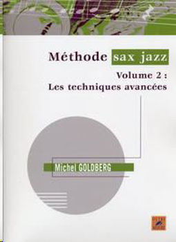Picture of GOLDBERG METHODE SAXOPHONE JAZZ V2