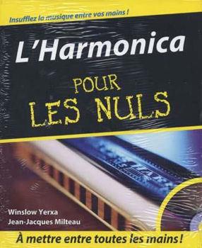 Image de POUR LES NULS L' HARMONICA CDgratuit
