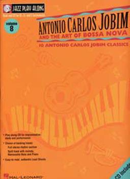 Image de Jazz Play Along V08 ANTONIO C JOBIM BK+CD