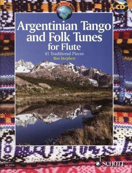 Image de ARGENTINIAN TANGO AND FOLK TUNES FOR FLUTE +CDgratuit Flûte Traversière