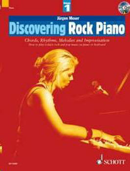 Image de DISCOVERING ROCK PIANO V1 + CDgratuit