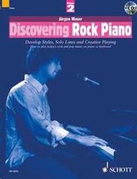 Image de DISCOVERING ROCK PIANO V2 + CDgratuit