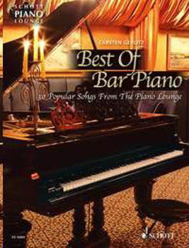 Picture of BEST OF BAR SONGBOOK Piano