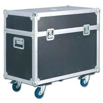 Picture of FLIGHT CASE Multi Usages ROULETTES 906 X 525 X 602 mm