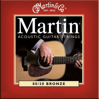 Picture of CORDE Guitare Folk Bronze 054 MARTIN