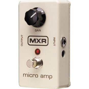 Picture of Pedale Effet BOOST MXR Preamplification Guitare M133