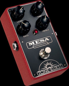 Picture of Pedale Effet BOOST MESA BOOGIE Overdrive TONEBURST
