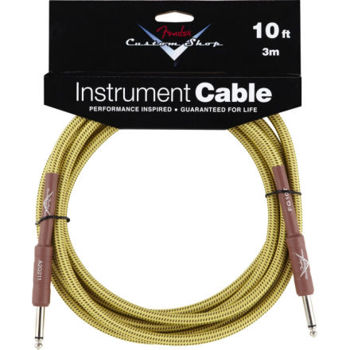 Image de Cable Instrument 03M JK / JK FENDER Deluxe Tweed Droit / Droit