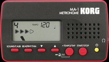 Picture of METRONOME KORG MA-1 ROUGE