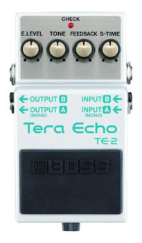 Picture of Pedale Effet ECHO / REVERB BOSS Tera Echo