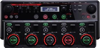 Image de Pedale Effet Loop & Rythm STATION BOSS RC 505 5 pistes