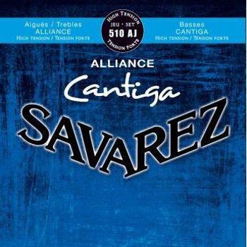 Picture of JEU CORDES Guitare Classique SAVAREZ Cantiga Alliance Tension Forte