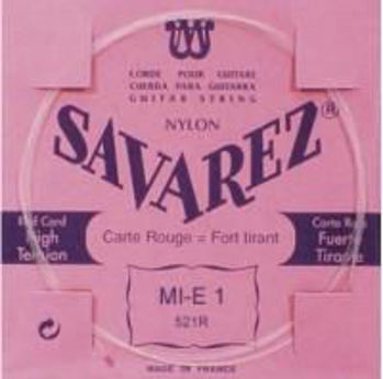 Picture of Corde Classique MI1 SAVAREZ 521R RGE