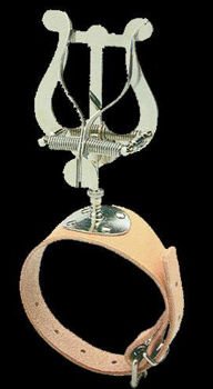 Picture of LYRE FLUTE Bracelet Cuir
