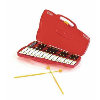 Picture of CARILLON CHROMATIQUE PIANOT 25 lames ROUGE