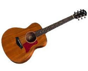Picture of Guitare de Voyage Folk Acoustique TAYLOR Serie GS MINI Acajou +housse
