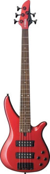 Picture of Guitare Basse 5 cordes YAMAHA Serie RBX RBX375 Rouge Metallic