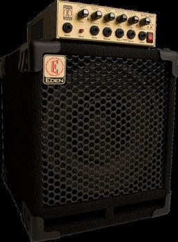 Image de Tete amplificateur EDEN WTX264 + Baffle EX110 BASSE 300W +housse