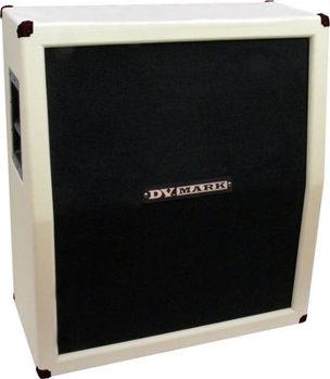 """Image de Enceinte Guitare Electrique DV MARK C 412 STANDARD Blanc 4x12"""""""