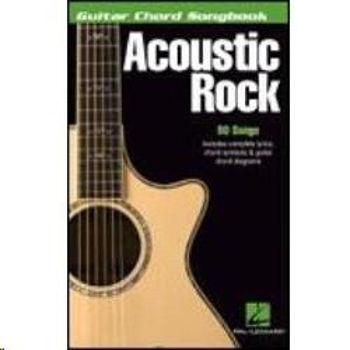Picture of ACOUSTIC ROCK 80 SONGS Paroles et Accords