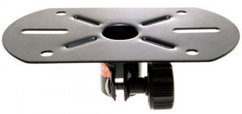 Picture of ADAPTATEUR ENCEINTE STAGG Plat Metal tube 35mm
