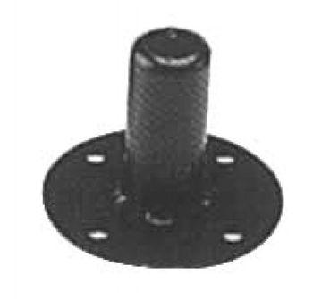 Image de ADAPTATEUR ENCEINTE STAGG Rond METAL pour tube 35mm