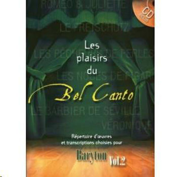 Picture of BEL CANTO BARYTON VOL1 +CD(gratuit)