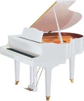 Picture of Piano à queue YAMAHA GB1KSG2PWH Blanc brillant