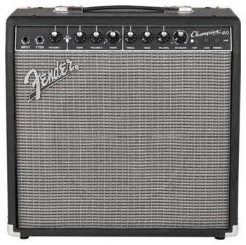 Picture of Amplificateur Guitare Electrique FENDER CHAMPION 40