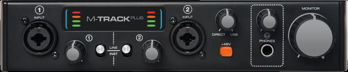 Picture of Interface Audio USB 2E 2S MTRACKPLUS II