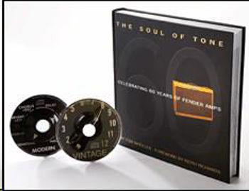 Picture of LIVRE SOUL OF TONE EDITION LIMITEE (1000 exemplaires signés) + 2CDgratuits
