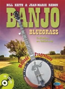 Picture of BANJO BLUEGRASS A 5 CORDES +CDgratuit