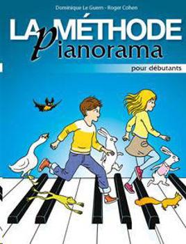 Image de PIANORAMA METHODE DE PIANO DEBUTANT