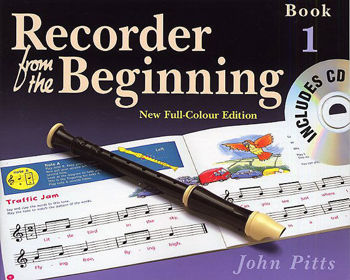 Picture of RECORDER FROM THE BEGINNING +CDgratuit Flûte à Bec