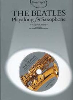 Picture of GUEST SPOT BEATLES Sax alto + CDgratuit