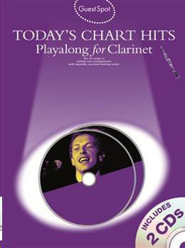 Image de GUEST SPOT CLARINETTE CHART HITS +2CDgratuits Clarinette