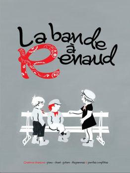 Image de LA BANDE A RENAUD Piano Voix Guitare
