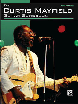 Picture of CURTIS MAYFIELD GUITAR SONGBOOK Tablatures