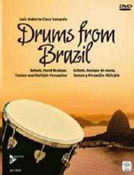 Image de DRUMS FROM BRAZIL +DVDgratuit