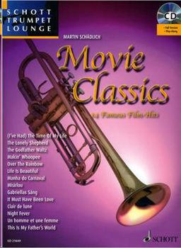 Picture of MOVIE CLASSICS TROMPETTE +CDgratuit Trompette
