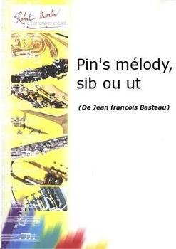 Image de BASTEAU PIN'S MELODY TROMPETTE SIB OU UT Trompette