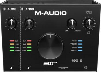 Picture of Interface Audio USB M-AUDIO Série Air 2 Entrées 2 Sorties +Midi