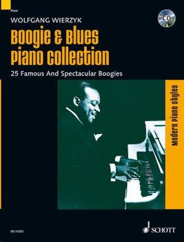 Image de BOOGIE & BLUES PIANO COLLECTION +CDgratuit Piano