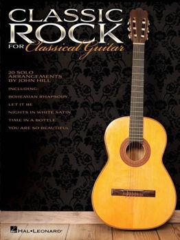 Image de CLASSICAL ROCK FOR CLASSICAL GUITAR Guitare Classique