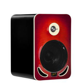 """Picture of MONITOR Actif Bi-Amplifié GIBSON 6"""" CHERRY 247WATTS D/"""