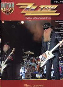 Picture of ZZ TOP PLAY ALONG GUITAR V99 +CDgratuit