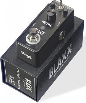 Image de Pedale Effet Distorsion BLAXX Heavy metal